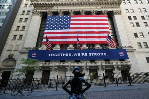 The New York Stock Exchange is set to reopen its iconic trading floor after a 2-month shutdown for the first time in 228 years