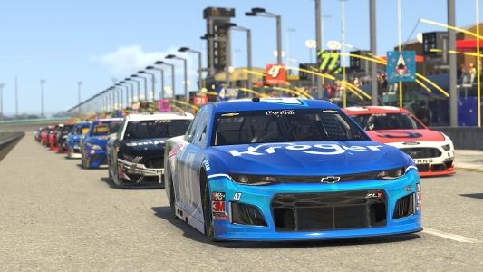 While in-person sports are on hold due to the coronavirus, NASCAR and Formula One are taking competitions digital