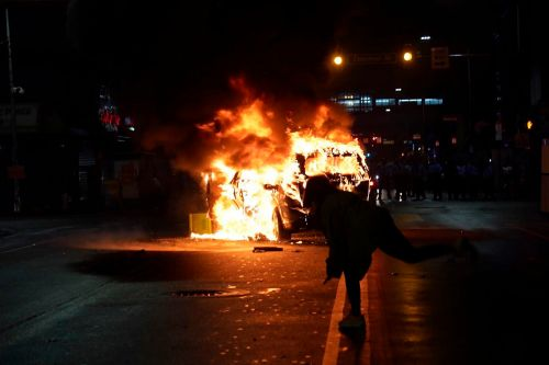 At least 30 Philadelphia cops injured during riots over police shooting