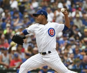 Braun hits 2 HRs, Chacin goes 7 as Brewers beat Cubs 7-0
