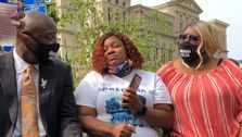 Breonna Taylor's Family Reacts To Decision Not To Indict Officers On Murder Charges