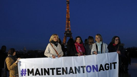 In France, The MeToo Movement Has Yet To Live Up To Women's Hopes