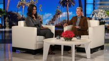 Michelle Obama Zings Trump's Inauguration Crowd Size On 'The Ellen DeGeneres Show'
