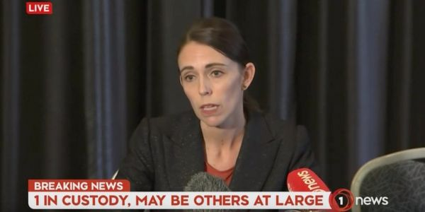'This is one of New Zealand's darkest days': Prime Minister responds to Christchurch mass shooting