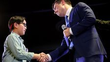 Pete Buttigieg Helps 9-Year-Old Come Out To The World In Emotional Exchange