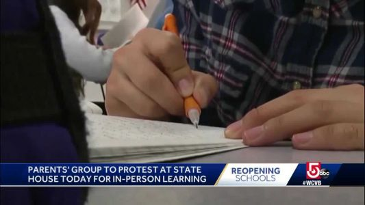 Parents group to protest school reopening plans