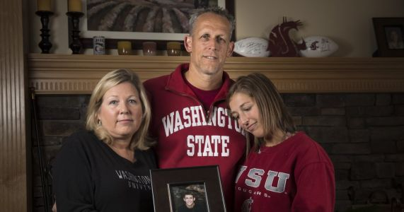 Before losing cancer battle, Ben Cushing inspired Cougars, Huskies to band together