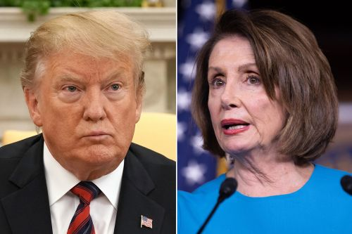 Nancy Pelosi: Trump is 'engaged in a cover-up'