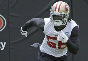49ers get Foster back from suspension in time for Chiefs
