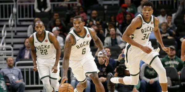 The GM of the Milwaukee Bucks - the No. 1 team in the NBA - explains why he believes they've built a legitimate contender
