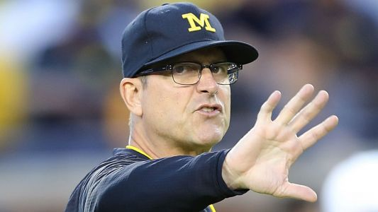 Jim Harbaugh not leaving Michigan for NFL: 'I'm not going anywhere'