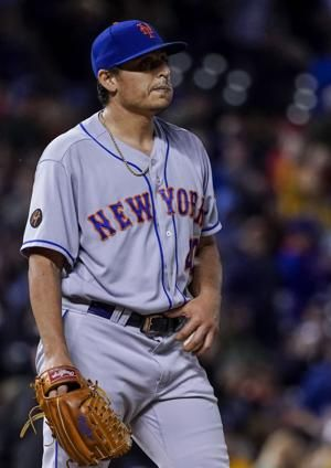 Mets place Jason Vargas on DL night before scheduled start