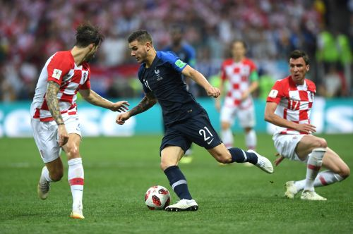 France wins World Cup after beating Croatia 4-2