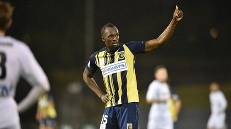 Bolt's pro football dream step closer after 'contract offer' from Aussie team
