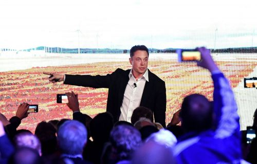 Elon Musk is supposed to be a visionary - but he hasn't been acting like it lately