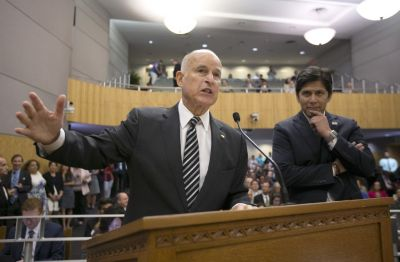California votes to extend its signature climate policy