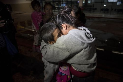 Hundreds of migrant children closer to reunion with families