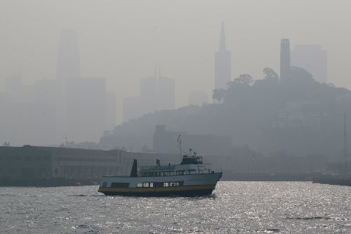 Northern California Officially Has the World's Worst Air Quality, as Its Fires Continue to Rage