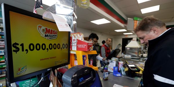 No one has won the Mega Millions jackpot and it's ballooned to $1.6 billion - but if you do the math, that's not surprising at all