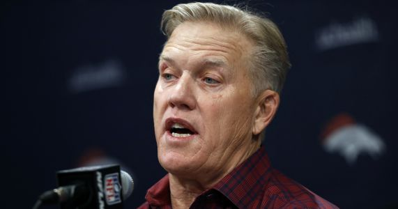 Harris wants out if Elway doesn't meet contract hopes