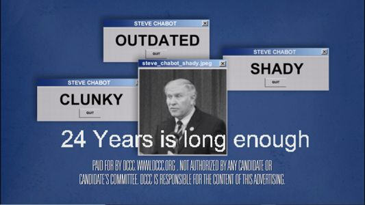 WATCH: New DCCC TV Ad: Shady Chabot Taking Corruption Back to the Last Century