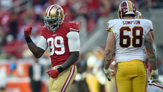 Cowboys take a chance on Aldon Smith, who's reportedly 'clean and sober'