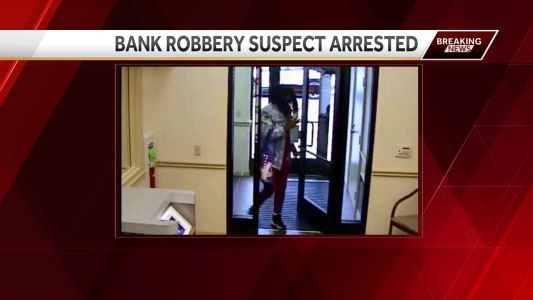 Woman charged in two bank robberies and an attempted bank robbery in the Pittsburgh area