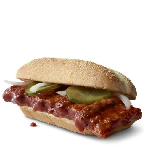 McDonald's brings back McRib nationwide for the first time since 2012