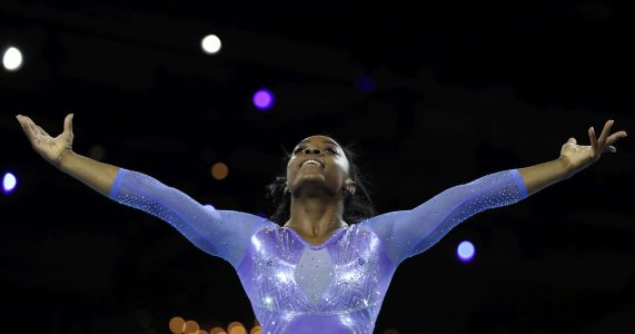 Olympic champion Biles to headline post-Olympic tour