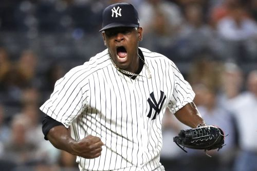 Luis Severino mows down Red Sox to stay in wild-card conversation