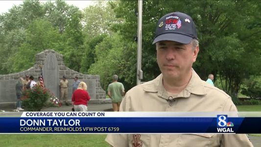 30 Revolutionary War soldiers honored in Reamstown, Lancaster County