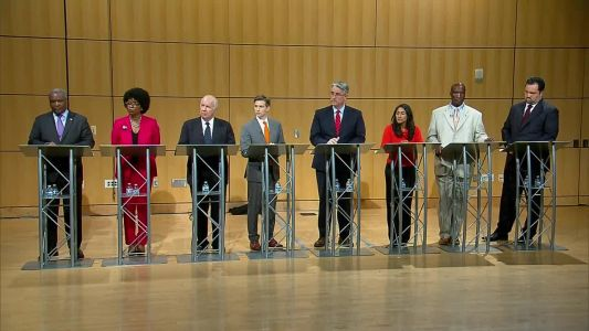 Dem. Candidates' Forum: How would you address gerrymandering?