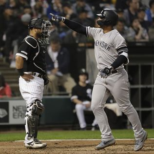 Torres homers as Yankees beat White Sox 8-4