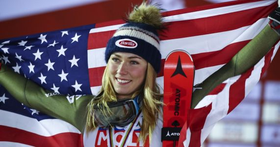 Weather turns ugly as Shiffrin goes for 2nd gold at worlds