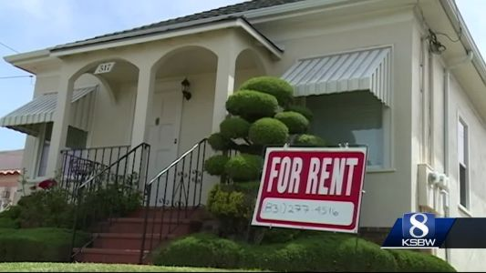 Spending most of your paycheck on rent? You're not alone