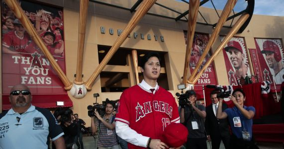 Mariners GM Jerry Dipoto speaks for the first time since Shohei Ohtani signed with the Angels