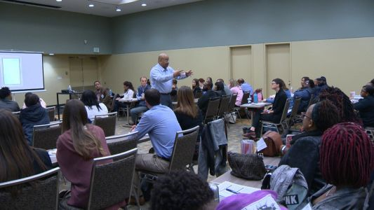 Educators gather to find solutions for at-risk youth