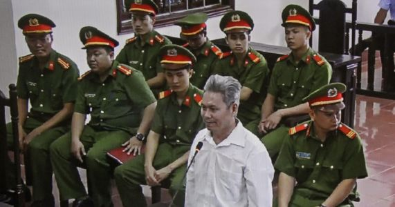 Vietnam jails teacher to 14 years over attempted subversion