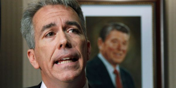 Former Tea Party congressman and recent Trump critic Joe Walsh is throwing his hat into the ring for the Republican presidential nomination