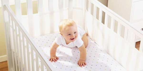 Parents need to know about the dangers of crib bumpers