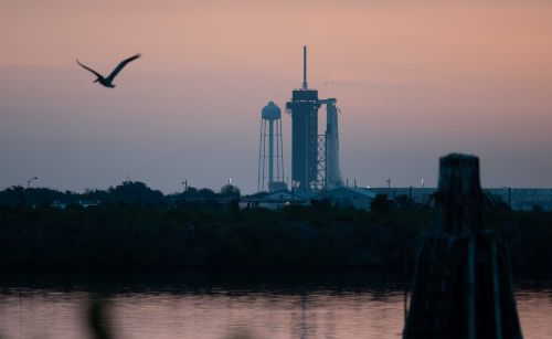 SpaceX hoping to take second shot at historic launch