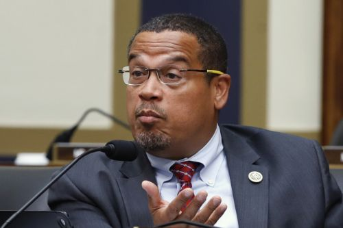 Keith Ellison denies abuse allegations from ex-girlfriend