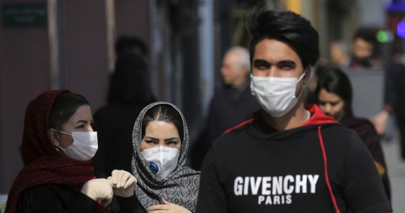 Iran says 4 more died of new virus; total death toll at 12