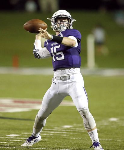 Brandt's passing development has Bethany back in semifinals