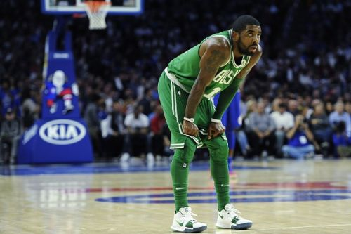 Kyrie Irving fined $25K for inappropriate language towards fan