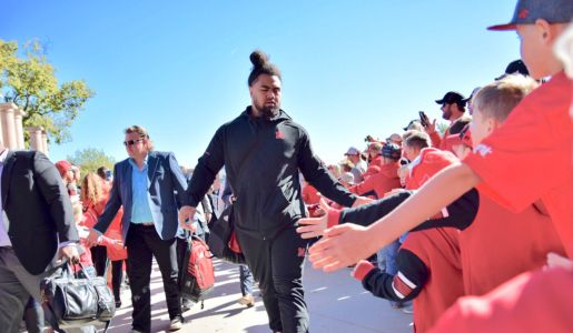 Unity Walk: Huskers arrive for matchup with Minnesota