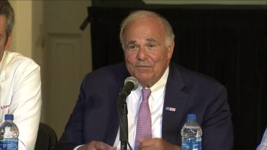 Former governor Ed Rendell says he has Parkinson's