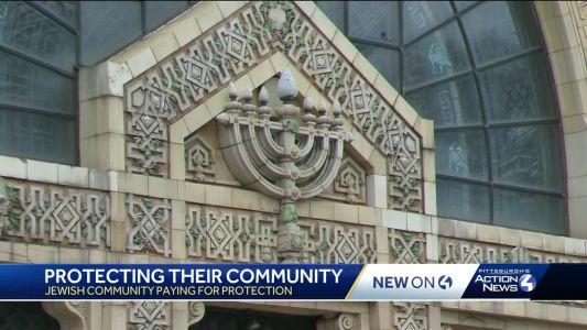 Pittsburgh's Jewish communities lean on armed security amid recent hate crimes