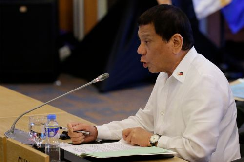 Duterte threatens 'war' over Canadian trash dump in Manila