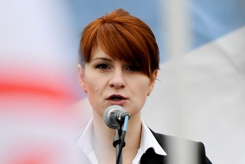 Accused Russian spy Maria Butina wanted to 'influence society': parents